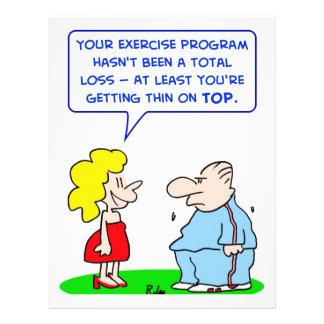 el ejercicio enrarece el top tarjeta publicitaria