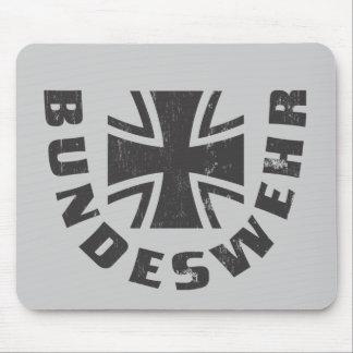 El Ejército alemán Deutschland, Luftwaffe, fuerza  Alfombrillas De Ratones