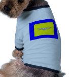 El Ejército alemán Luftwaffe Geschwader Ropa Para Mascota