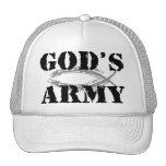 El ejército de dios gorro
