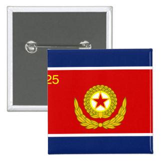 El ejército de gente coreano, Nigeria Pins
