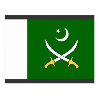el ejército paquistaní, Paquistán Postales
