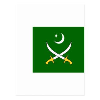 el ejército paquistaní, Paquistán Tarjeta Postal