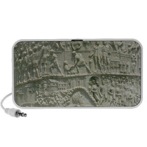 El ejército romano que cruza el Danubio Laptop Altavoces