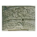 El ejército romano que cruza el Danubio Postales