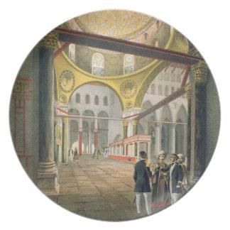 """El EL Aksa de la mezquita, de """"recuerdos de Jerusa Plato"""