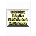 Él el cirujano plástico más grande… del mundo fáci postales