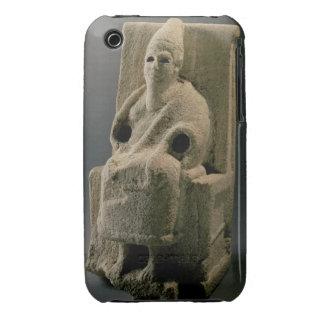 El EL de dios, de Ugarit, siglo XIII A.C. Funda Bareyly There Para iPhone 3 De Case-Mate