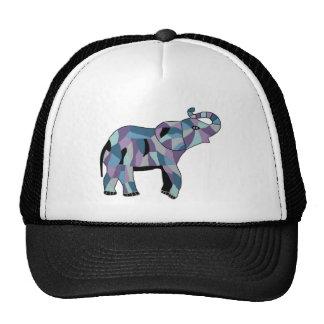 El elefante afortunado gorros bordados