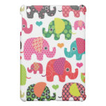 El elefante colorido embroma caso del ipad del mod iPad mini carcasas