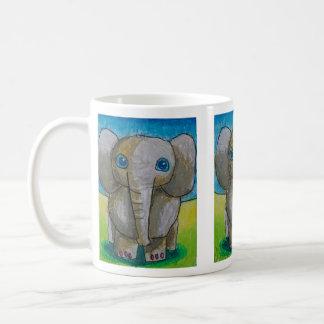 El elefante de Dina, taza del tamaño regular