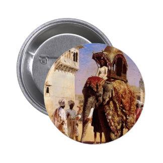 El elefante del portalámparas gigante de señor Wee Pins