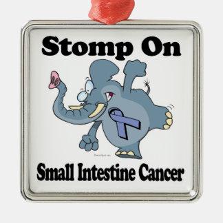 El elefante pisa fuerte en cáncer del intestino de ornamento para arbol de navidad