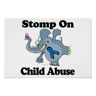 El elefante pisa fuerte en pederastia poster