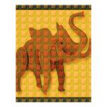 El elefante tejó el Special del promo del Membrete