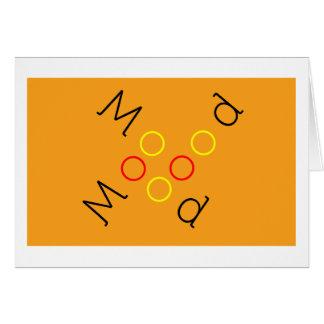 ¡…… el elevar colorido brillante! tarjeta de felicitación