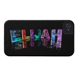 El Elías conocido en 3D se enciende (la Case-Mate iPhone 4 Funda