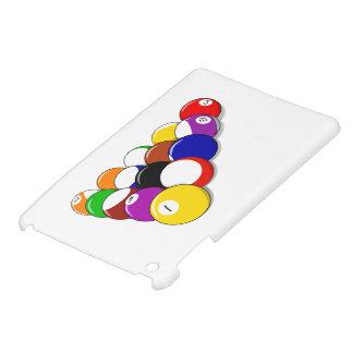 El Em del estante de las bolas de la sala de billa iPad Mini Cobertura