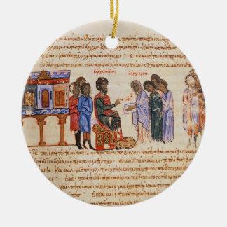El embajador del MMS Vitr 26-7 de Kiev envió por r Ornamentos Para Reyes Magos