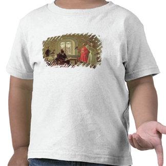 El embajador italiano Calvuci Camisetas
