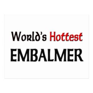 El Embalmer más caliente de los mundos Postales