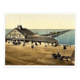 El embarcadero, bahía de Herne, Inglaterra Photoch Postal