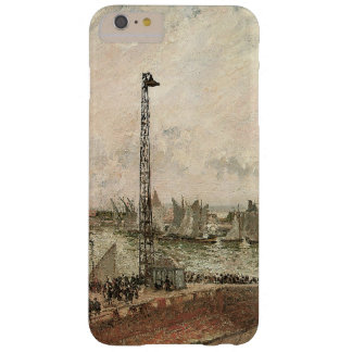 El embarcadero del piloto, Le Havre, mañana; Funda De iPhone 6 Plus Barely There