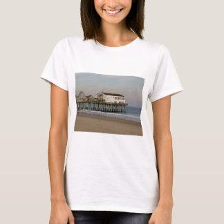 El embarcadero en la playa vieja de la huerta, playera