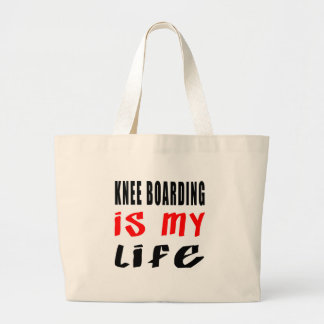 El embarque de la rodilla es mi vida bolsa
