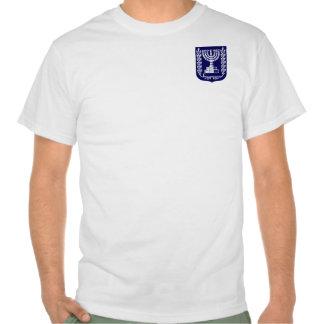 El emblema de Israel - versión del Knesset Camiseta