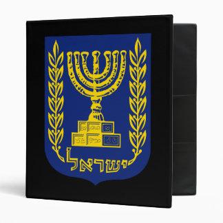"El emblema de Israel - versión del Tribunal Suprem Carpeta 1"""