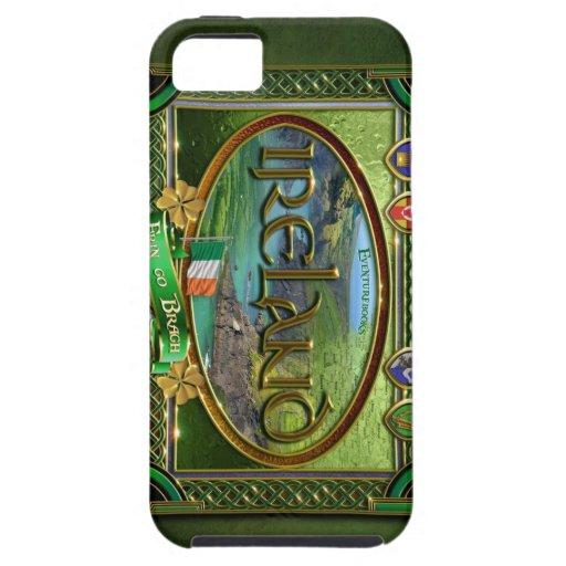 El Emerald Isle iPhone 5 Carcasa