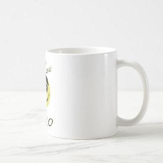 el emo de risa taza de café