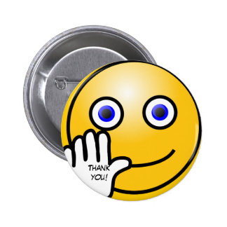 ¡El emoticon que agita le agradece Pin