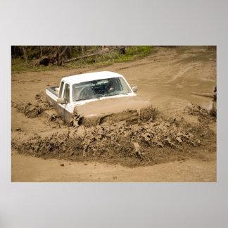 El empantanar del fango póster