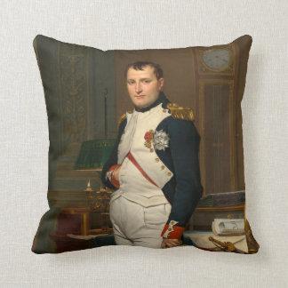 El emperador Napoleon en su estudio en el Cojin