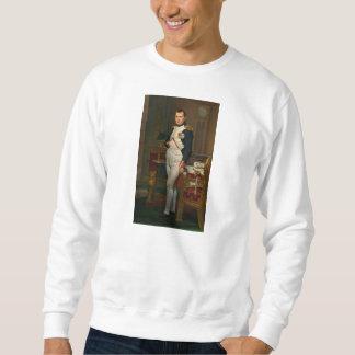 El emperador Napoleon en su estudio en el Suéter