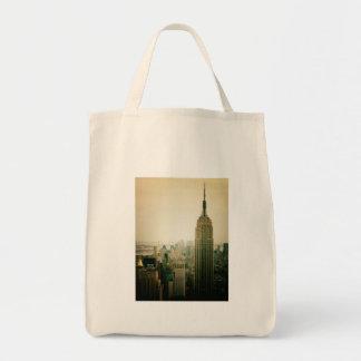 El Empire State Building Bolsa De Mano