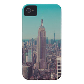El Empire State Building Carcasa Para iPhone 4 De Case-Mate