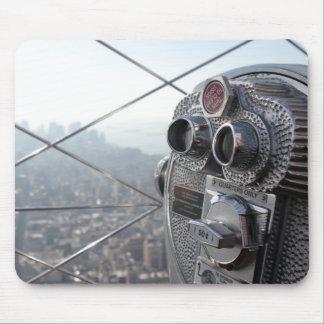 El Empire State Building, New York City, los E.E.U Tapete De Raton