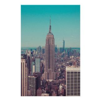 El Empire State Building Papeleria De Diseño