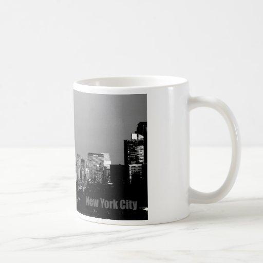 El Empire State Building Taza Clásica