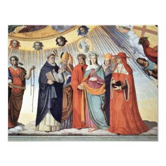 El empíreo y las figuras de los ocho cielos invitaciones personales