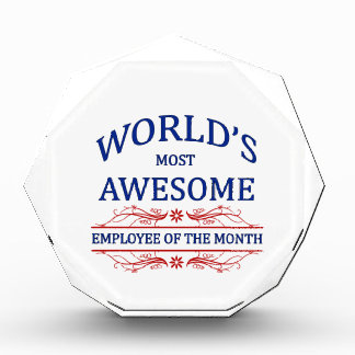 El empleado más impresionante del mundo del mes
