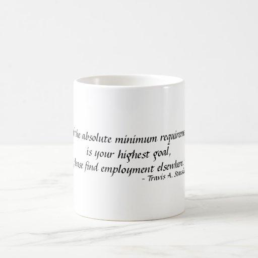 """El """"empleo del hallazgo a otra parte"""" asalta tazas de café"""
