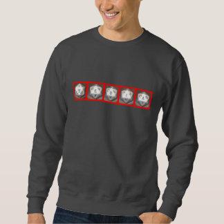 El empollón es en enlace suéter