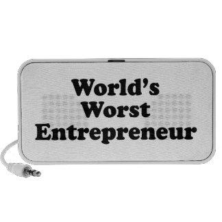 El empresario peor del mundo mp3 altavoces