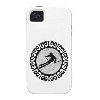 EL EN DECLIVE HERMOSO Case-Mate iPhone 4 CARCASA