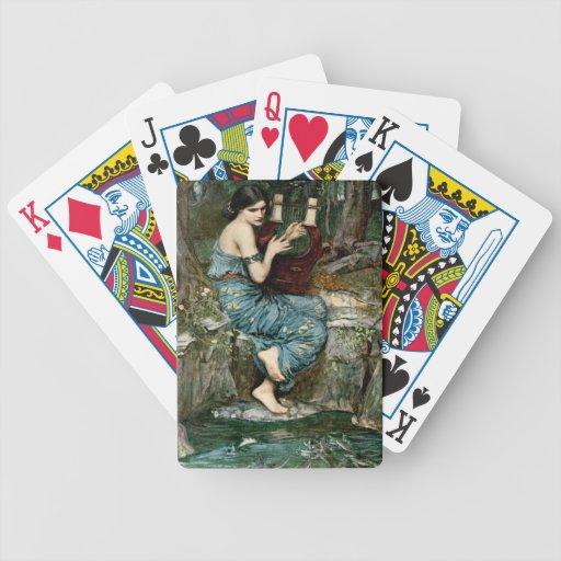 El encantador - naipes baraja cartas de poker