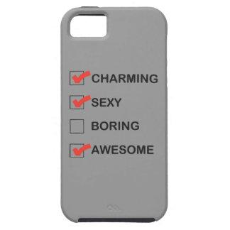 El encantar funda para iPhone 5 tough